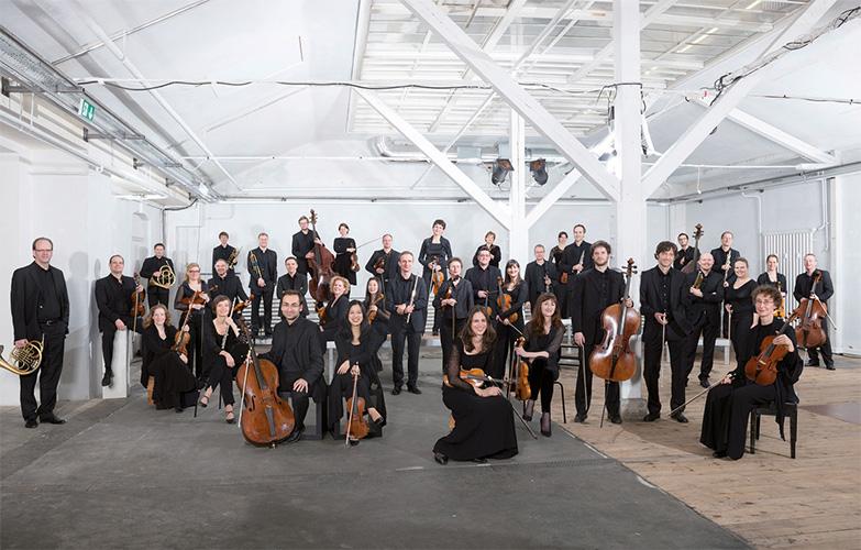Kammerorchester Basel, Foto: Christian Flierl